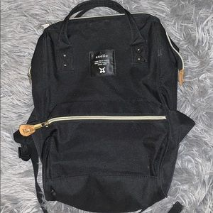 Black anello backpack